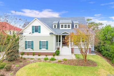 Kitty Hawk Single Family Home For Sale: 7040 Currituck Road