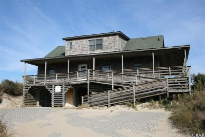 Nags Head NC Single Family Home For Sale: $829,000