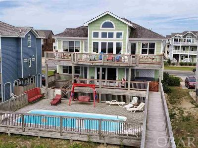 Nags Head Single Family Home For Sale: 4939 S Virginia Dare Trail