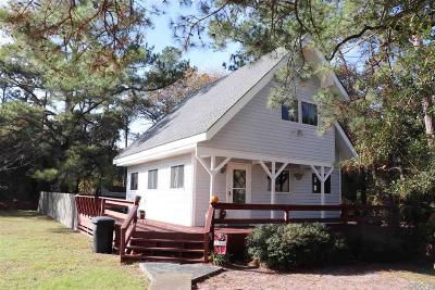 Kill Devil Hills NC Single Family Home For Sale: $209,900