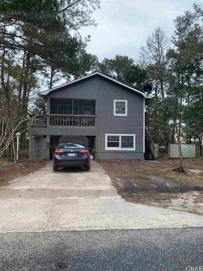 Kill Devil Hills NC Single Family Home For Sale: $245,000