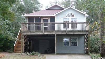 Kill Devil Hills NC Single Family Home For Sale: $279,000