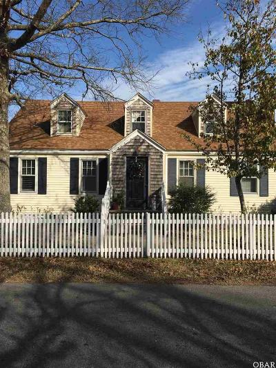Manteo NC Single Family Home For Sale: $349,000
