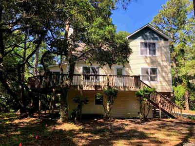 Kill Devil Hills NC Single Family Home For Sale: $339,000