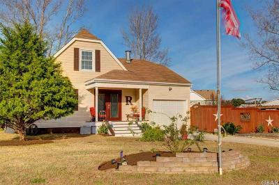 Kill Devil Hills NC Single Family Home For Sale: $339,900