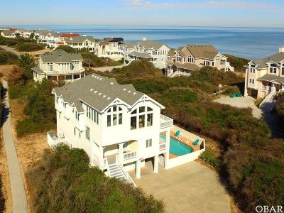 Corolla NC Single Family Home For Sale: $1,625,000