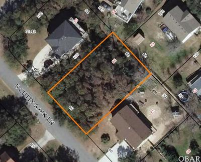 Nags Head Residential Lots & Land For Sale: 205 S Cutty Sark Lane