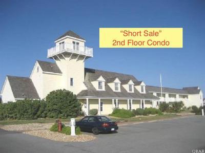Dare County Condo/Townhouse For Sale: 58822 Marina Way