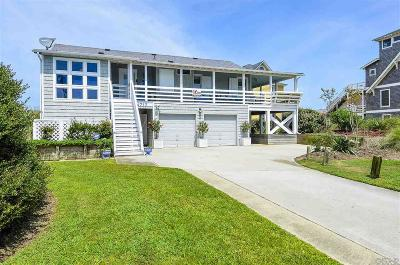 Nags Head Single Family Home For Sale: 4717 S Virginia Dare Trail