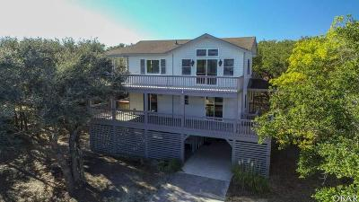 Southern Shores Single Family Home For Sale: 11 Ocean View Loop
