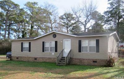 Grandy NC Single Family Home For Sale: $155,500