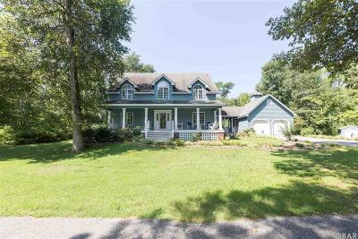 Single Family Home For Sale: 4520 The Woods Road