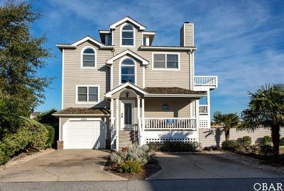 Nags Head Single Family Home For Sale: 5311 W Captains Way
