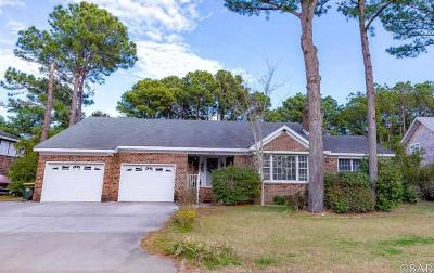 Kill Devil Hills Single Family Home For Sale: 519 Elm Court