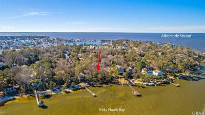 Kill Devil Hills Residential Lots & Land For Sale: 217 Kitty Hawk Bay Drive