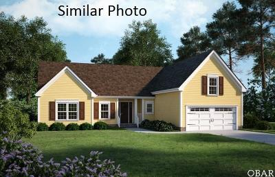 Single Family Home For Sale: Chapman Lane