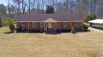 Single Family Home For Sale: 370 Tulls Creek Road