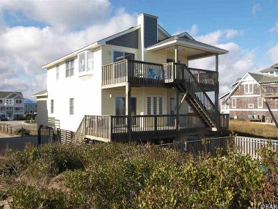 Nags Head Single Family Home For Sale: 4727 S Virginia Dare Trail