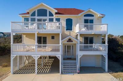 Kitty Hawk, Southern Shores Single Family Home For Sale: 191 Ocean Boulevard