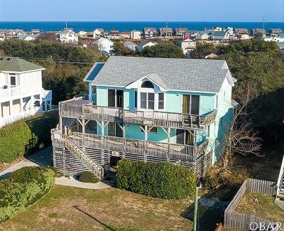 Nags Head Single Family Home For Sale: 4313 S Hesperides Drive