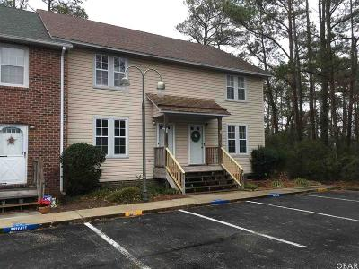 Manteo Condo/Townhouse For Sale: 23 Croatan Court