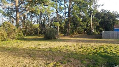 Manteo Residential Lots & Land For Sale: Agona Street