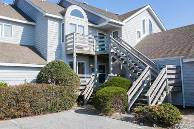Duck NC Condo/Townhouse For Sale: $229,900