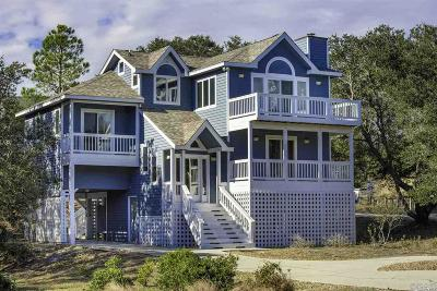 Southern Shores Single Family Home For Sale: 335 Sea Oats Trail