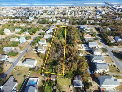 Nags Head Residential Lots & Land For Sale: Wrightsville Avenue