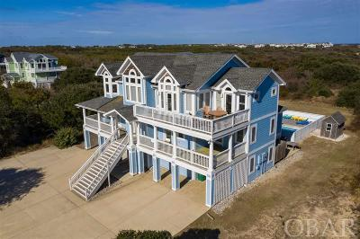 Corolla Single Family Home For Sale: 475 Spindrift Trail