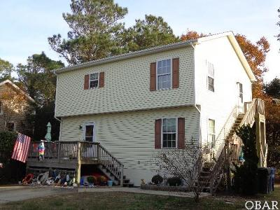 Nags Head Single Family Home For Sale: 215 W Morning Dove Street