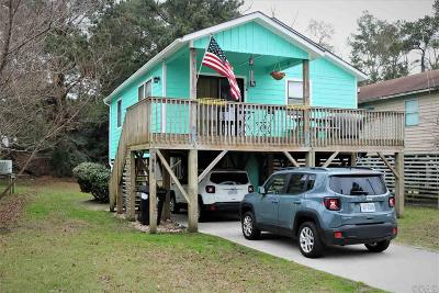 Kill Devil Hills NC Single Family Home For Sale: $199,000