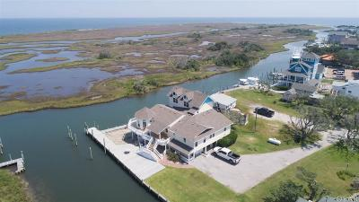 Hatteras Single Family Home For Sale: 57170 M. V. Australia Lane