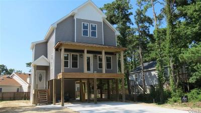 Nags Head Single Family Home For Sale: 204 W Lost Colony Drive