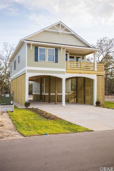 Single Family Home For Sale: 527 W Palmetto Street