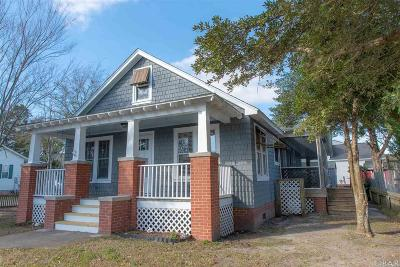 Manteo NC Single Family Home For Sale: $325,000