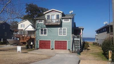 Kill Devil Hills Single Family Home For Sale: 303 Kitty Hawk Bay Drive