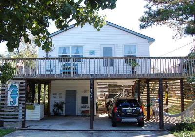 Kill Devil Hills NC Single Family Home For Sale: $220,000