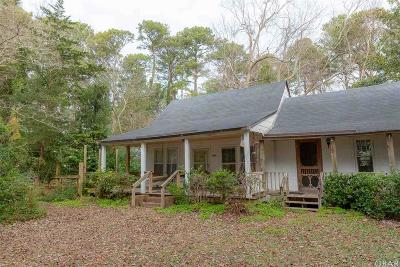 Manteo NC Single Family Home For Sale: $355,000