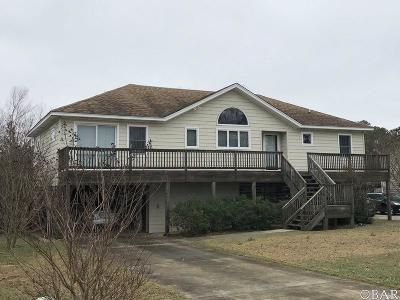 Kitty Hawk NC Single Family Home For Sale: $319,000
