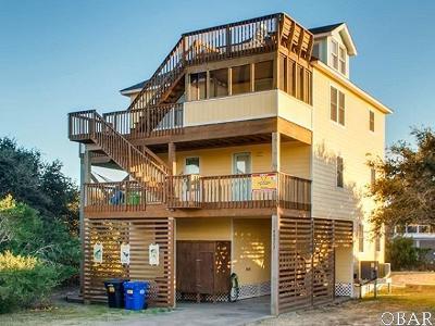 Buxton Single Family Home For Sale: 46072 Diamond Shoal Drive