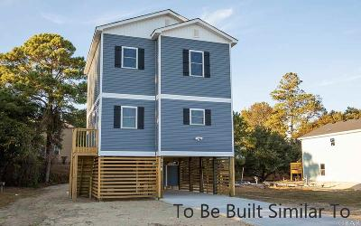 Kill Devil Hills Single Family Home For Sale: 102 Sir Hart Court
