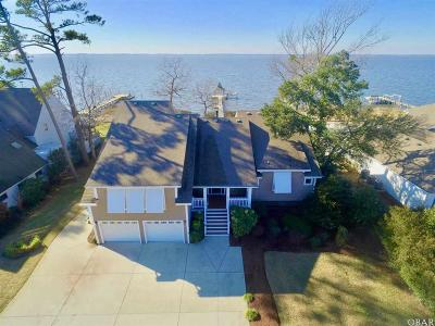 Kitty Hawk Single Family Home For Sale: 4056 Martins Point Road