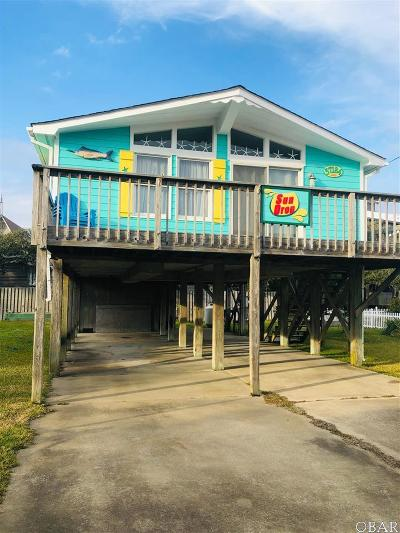 Hatteras Single Family Home For Sale: 57184 Kohler Drive