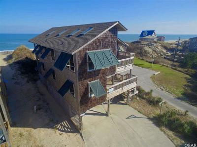 Nags Head Single Family Home For Sale: 8511 S Old Oregon Inlet Road