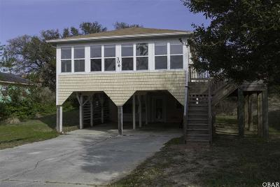 Nags Head Single Family Home For Sale: 306 W Barracuda Drive