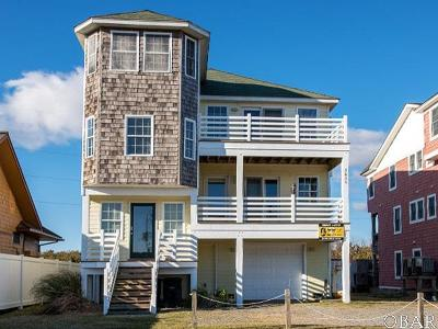 Nags Head Single Family Home For Sale: 3638 S Virginia Dare Trail