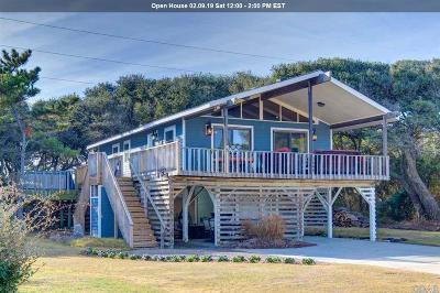 Kitty Hawk NC Single Family Home For Sale: $349,900