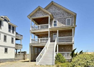 Nags Head Single Family Home For Sale: 9213 S Old Oregon Inlet Road