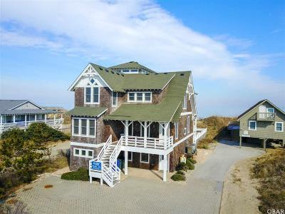 Nags Head Single Family Home For Sale: 4721 S Virginia Dare Trail